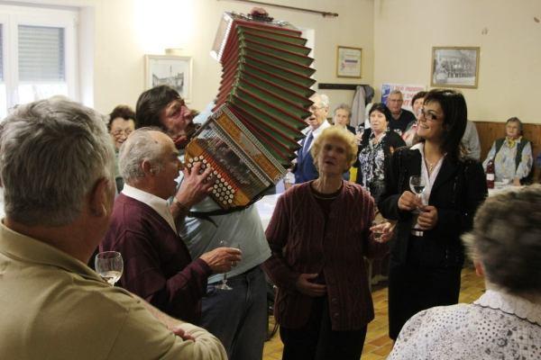 Srečanje starejših krajanov KS Železne dveri 2013
